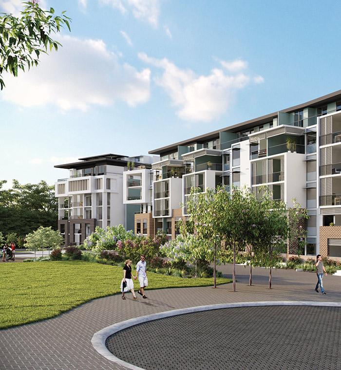 Jordan Creek Apartments: Projects